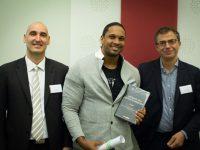 Nicolas Esplan et Michel Leroy avec JurisCampus pour la 25ème Promotion CGP - Photo d'apprenant