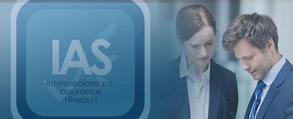 Bannière de l'IAS Niveau I