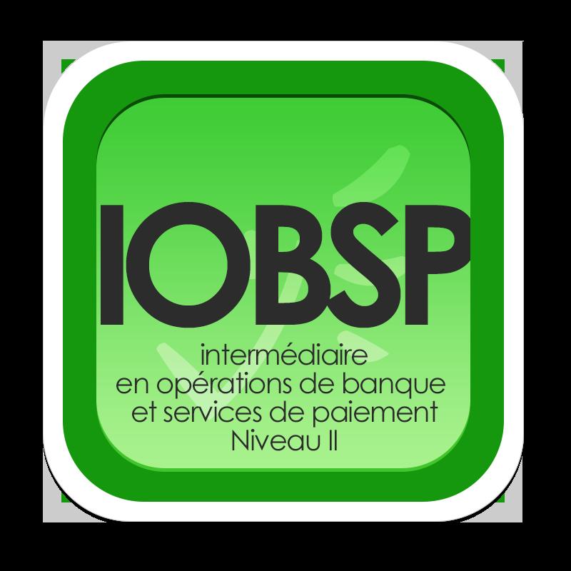 Logo de l'IOBSP Niveau II