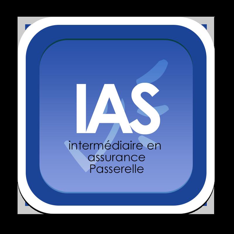 Logo de l'IAS Passerelle