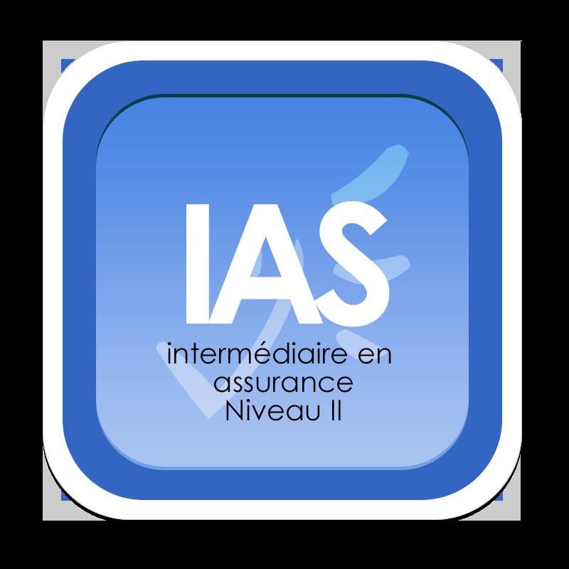 Logo de l'IAS Niveau II