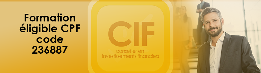 formation eligible CPF code 236887