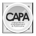 Logo de la Capacité en Investissement et Patrimoine