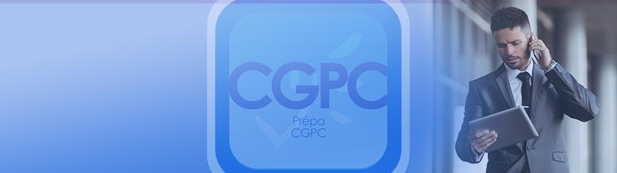 Bannière du CGPC
