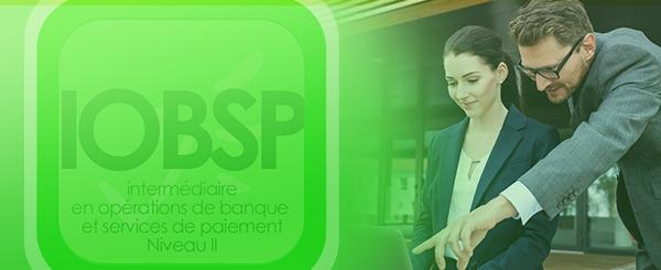 Bannière de l'IOBSP Niveau II