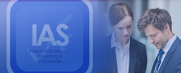 Bannière de l'IAS Passerelle