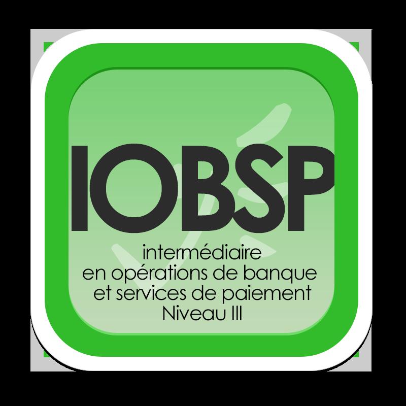 Logo de l'IOBSP Niveau III