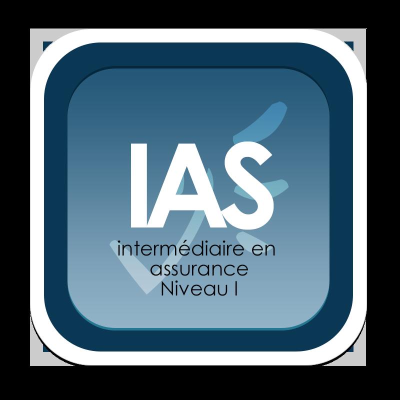 Logo de l'IAS Niveau I