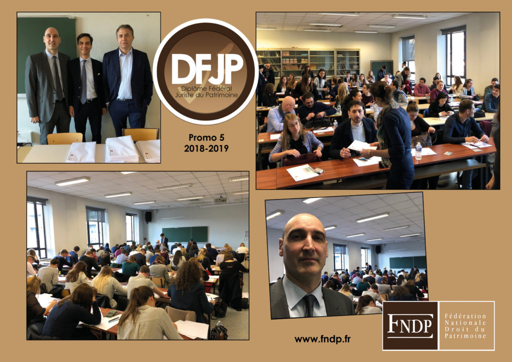 DFJP 2019 - Examen