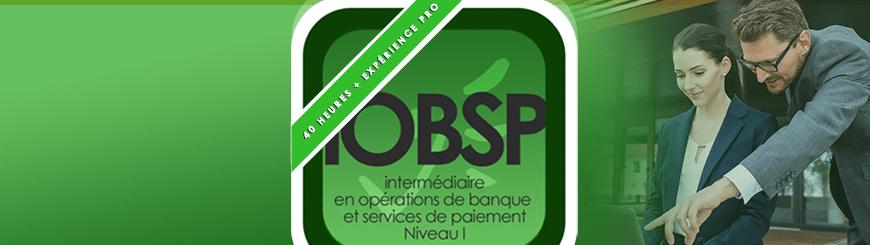iobsP nIVEAU 1 - 40 H + xp pRO