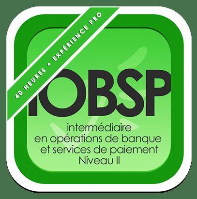 IOBSP Niveau 2 - 40h + Exp Pro