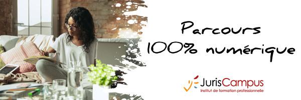 Parcours 100% numérique chez JurisCampus