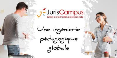 JurisCampus : une ingénierie pédagogique globale