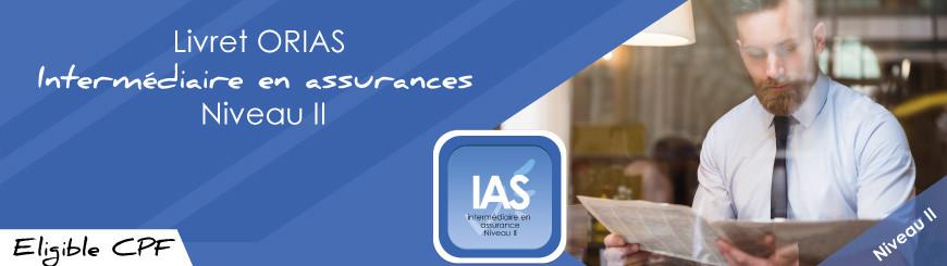 Inscrivez vous au livret IAS niveau 2 avec Juriscampus