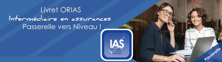 Inscrivez vous au livret IAS niveau Passerelle avec Juriscampus