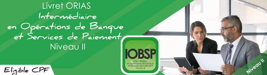 Inscrivez vous au livret IOBSP niveau 2 avec Juriscampus