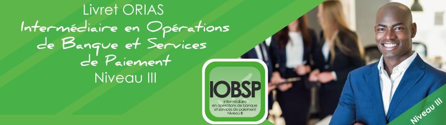 Inscrivez vous au livret IOBSP niveau 3 avec Juriscampus